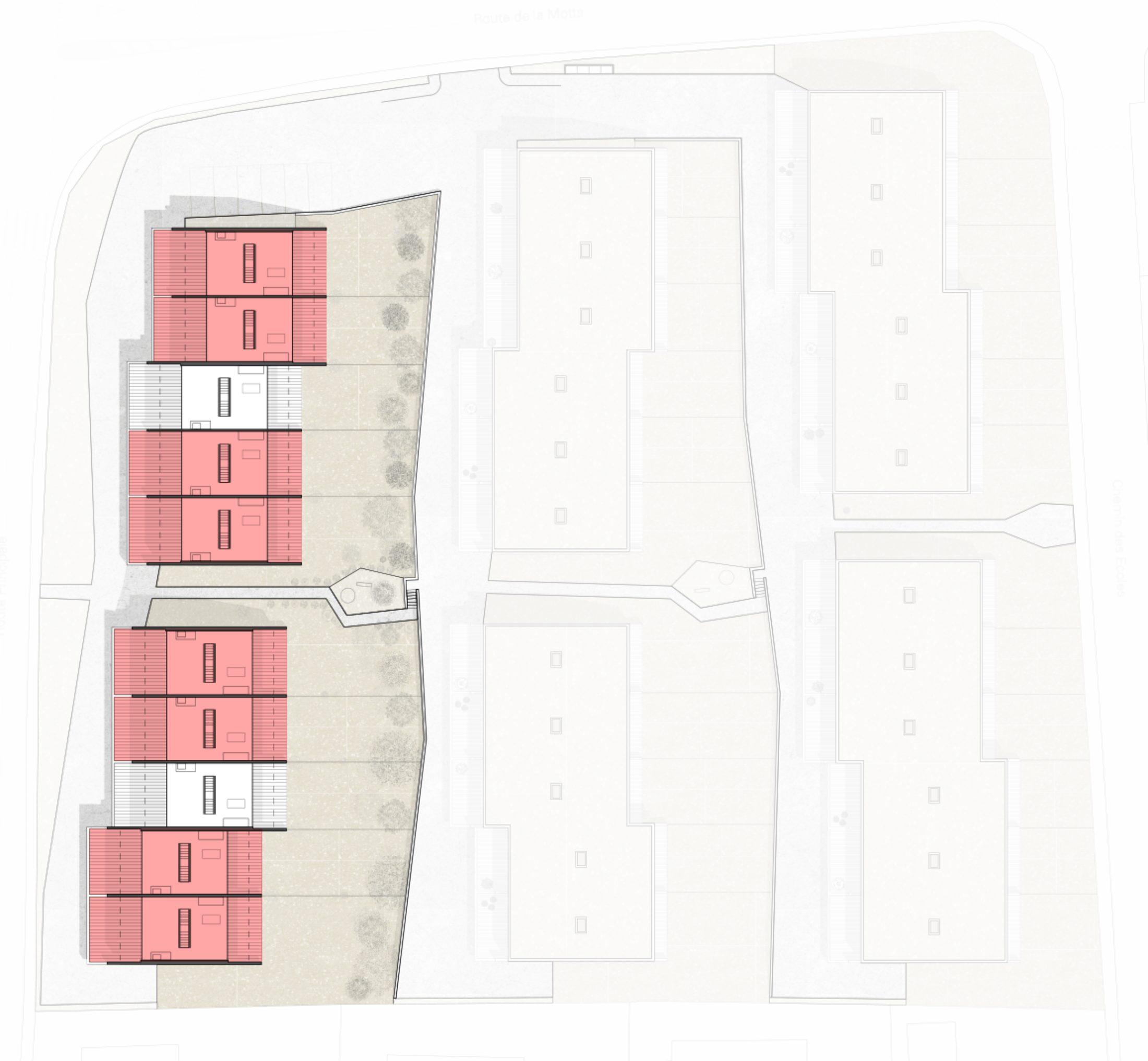 Plan villas ab